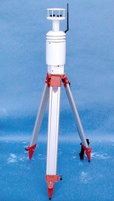 Applied Technologies, Inc. - Meteorological Sensor System (MSS) Mounted on Tripod