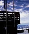 K Sonic on ski slope